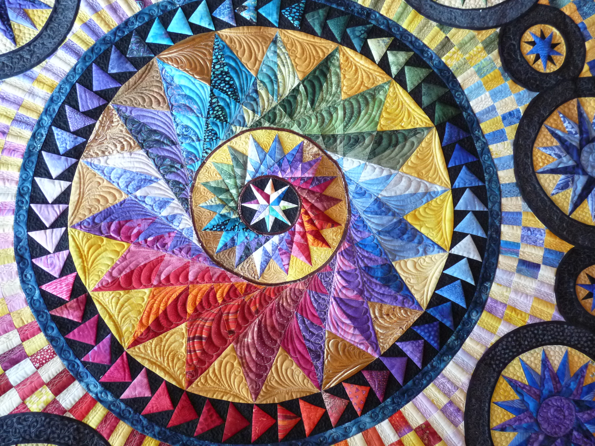 Quilts & Quilting Techniques on Pinterest Quilting ...