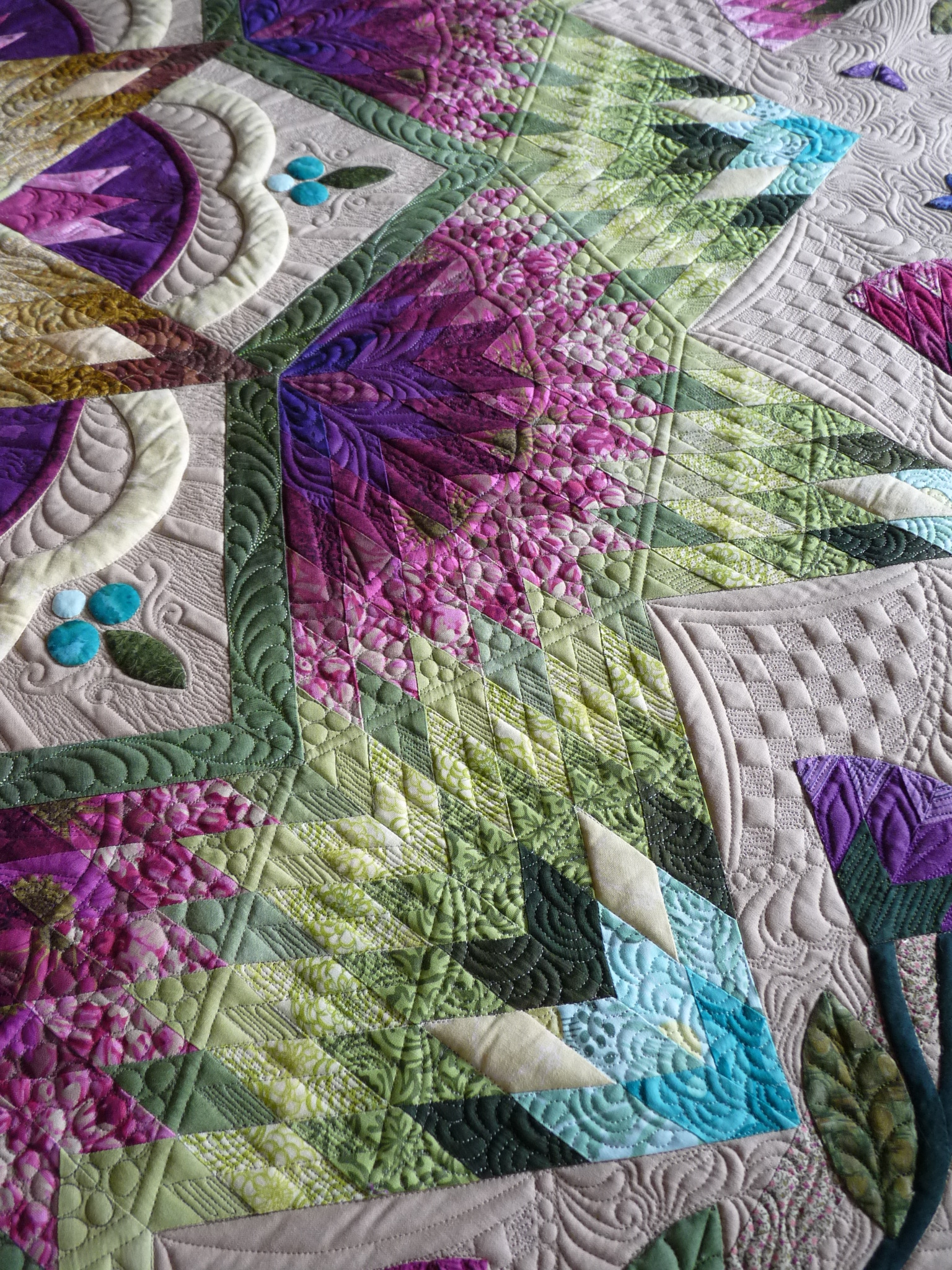 Zen Garden At Mainely Quilts Of Love