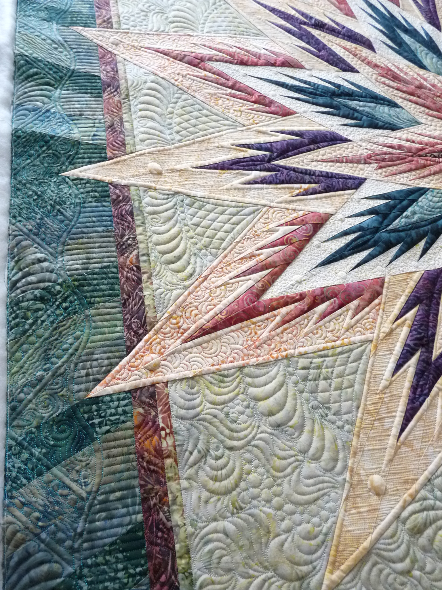 Feathered Star At Mainely Quilts Of Love