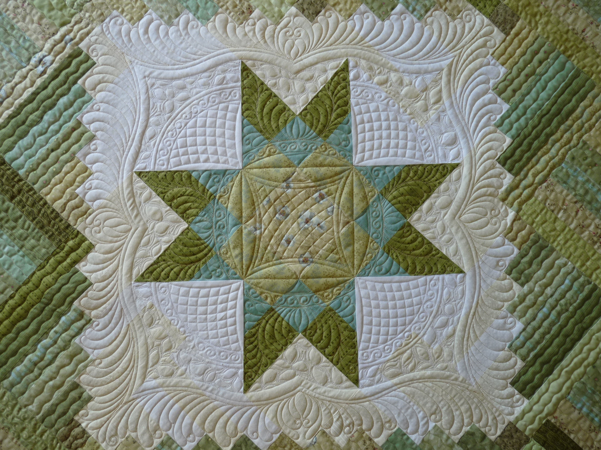 repro quilts medallion stitching sashiko and pin other centre quilt panel